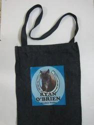 Horse Printed Printed Calico Bag