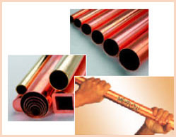 Copper Plumbing Pipes & Tubes