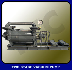 Vacuum Pump for Pharmaceutical Industry
