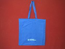 Blue Cotton Bags