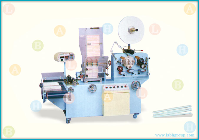 Automatic Straw Packaging Equipment