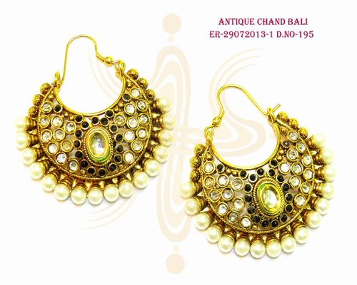 Antique Chand Bali