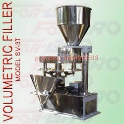 Volumetric Cup Fillers