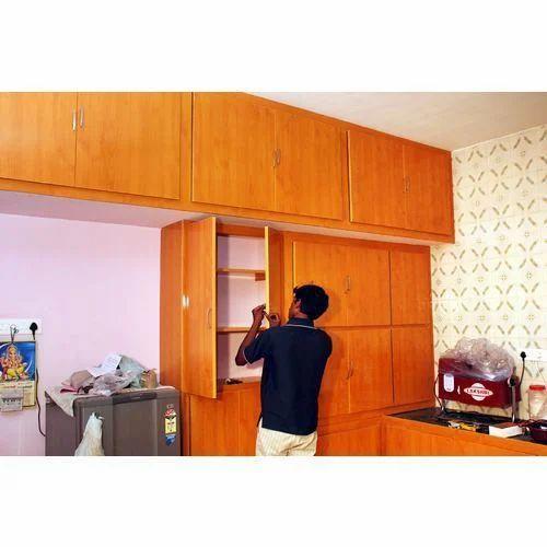 Cupboard Work Pvc Cupboard Work Manufacturer From Coimbatore