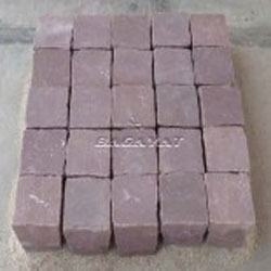Red Sandstone Cobbles