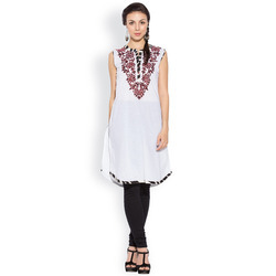 Designer Party Wear Long Style Casual Kurtis