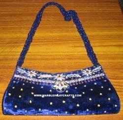 Decorative Fabric Hand Bag