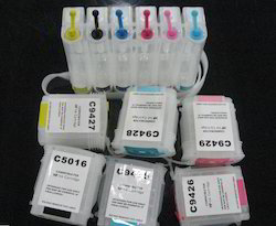 Color Ink Supply System