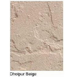 Dholpur Beige Sandstone Natural