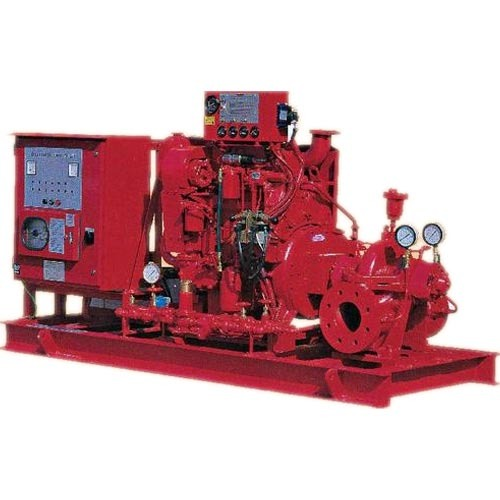 Fire Fighting Pumps Electric Motor Driven Pumps