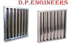 Stainless Steel Baffle Filters