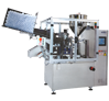 Automatic Single Head Rotary Indexing Tube Filling Machine