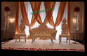 English Wedding Stage Furniture