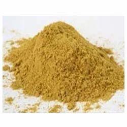 Green coriander powder