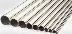 SS 316ti Cold Drawn Seamless Tubes