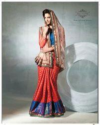 Fashionable Fantastic Designer Sarees