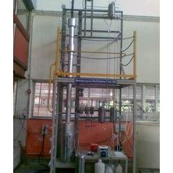 azeotropic distillation apparatus