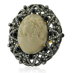 Designer Cameo Ring Jewelry