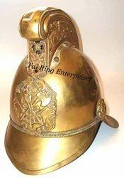 Antique Fireman Helmet