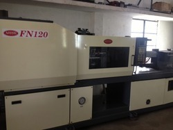 Used Nissin 120 Ton Injection Moulding Machine