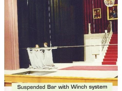 Suspended Bar With Winch System Manufacturer from Chandigarh