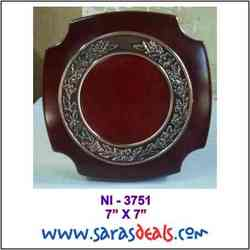 NI-3751- Wooden Trophy