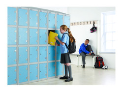 School Storage Lockers