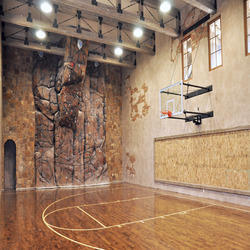 Indoor Basketball Court Construction, इंडोर ...