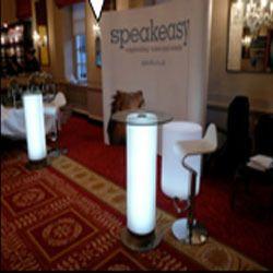 Led Illuminated Tables
