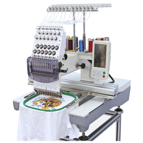 Single Head Embroidery Machine At Best Price In India