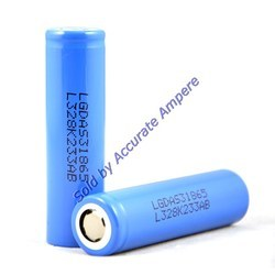 Lg Lithium 18650 3.7v 2200mah Rechargeable Ion Battery