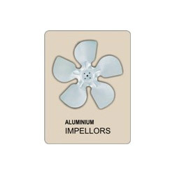 Aluminium Impellers for Motors