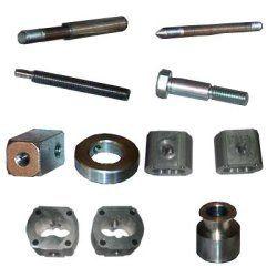 precision machined component