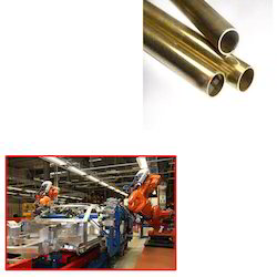 Brass Tube for Automobile Industries