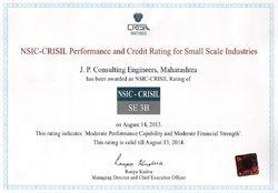 CRISIL Certification