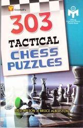 Goodwill 303 Tactical Chess Puzzles Book