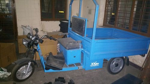 Three Wheeler Electric Loader Rickshaw