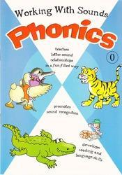 Shree Book Working with Sounds Phonics