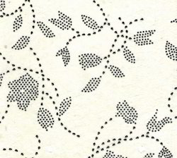 Dew Drop Printed Handmade Papers