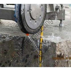 RCC Cutting by Wire Saw