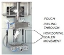 Salt / Washing Powder Packing Machine