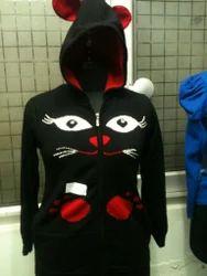 Ladies+Hooded+Sweater
