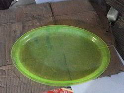 Acrylic Oval Platter