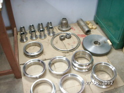 Stainless Steel Ball Valve Trims