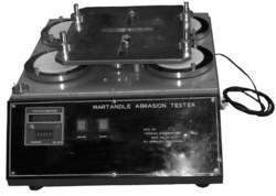 Martandle Abrasion Tester