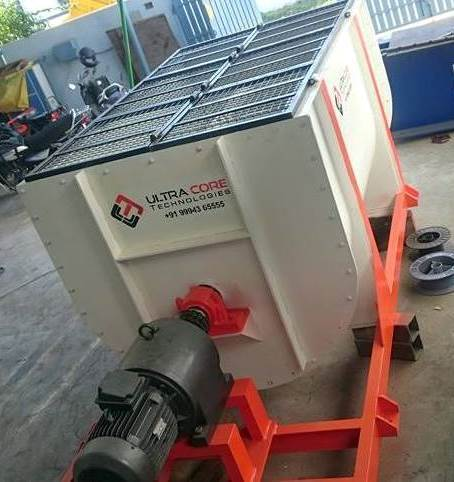 CLC Foam Brick Making Machine