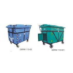 Sintex Giant Wheeled Garbage Bins