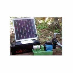 solar surface pump