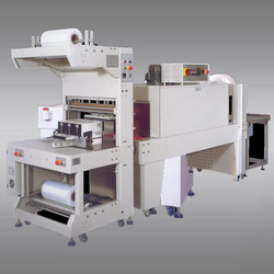 Bottle & Box Shrink Wrapping Machine