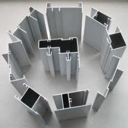 Door Partition Aluminum Section